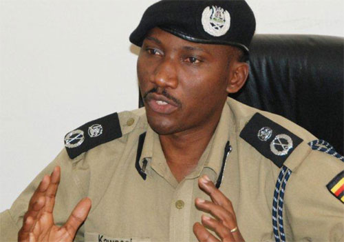 AIGP Kaweesi, two others confirmed dead