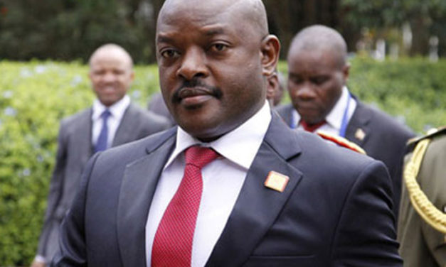 Burundi's Nkurunziza To Quit EAC Over Differences With Kagame