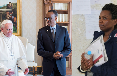 The Untold Stories:Violette Uwamahoro embarrasses Kagame
