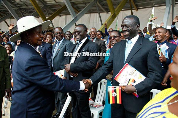 New details emerge on Museveni, Besigye talks