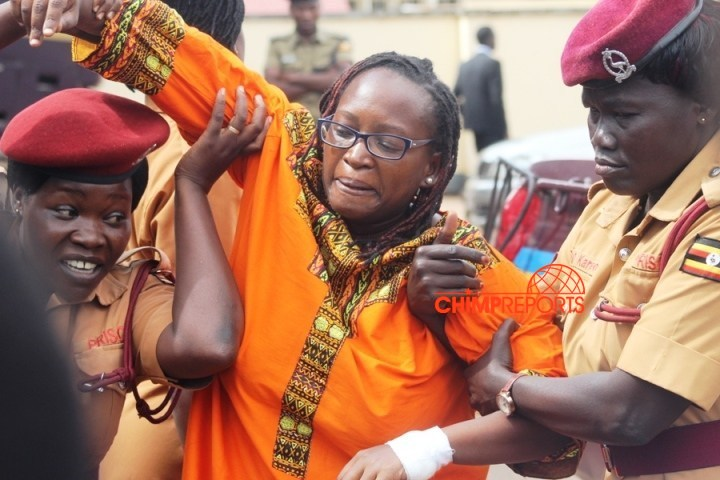 I'll Talk: Nyanzi Promises 'Whole Book' About Prison Life