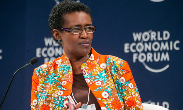 Byanyima named among top world brands