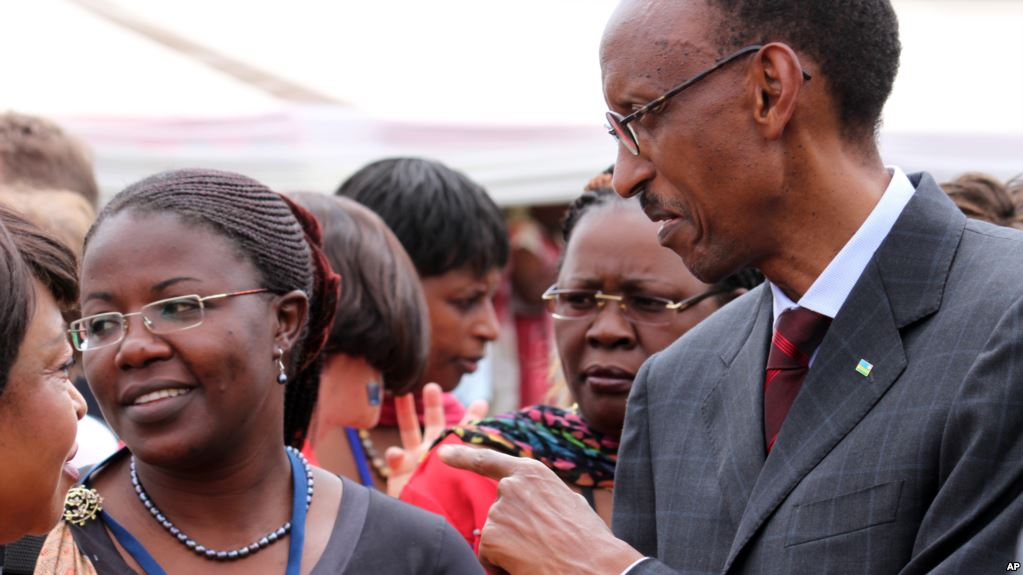 Rwanda's sham Elections and Fiction of Women Empowerment