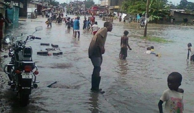 12 dead, 92 missing in DR Congo floods