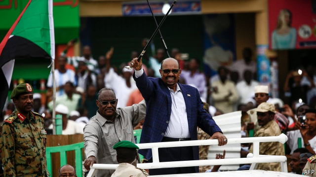 Why America has lifted sanctions on Sudan
