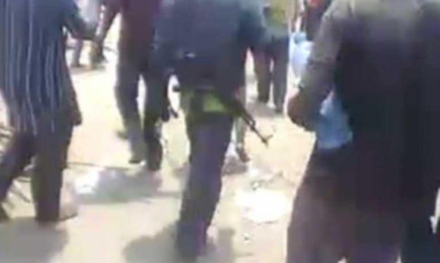 Woman 'publicly raped and beheaded for serving fish in Congo'