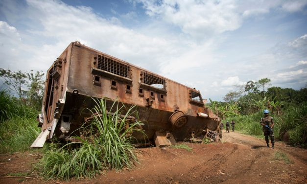 At least 14 peacekeepers dead in volatile eastern DR Congo