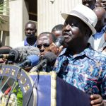 Raila swearing-in postponed