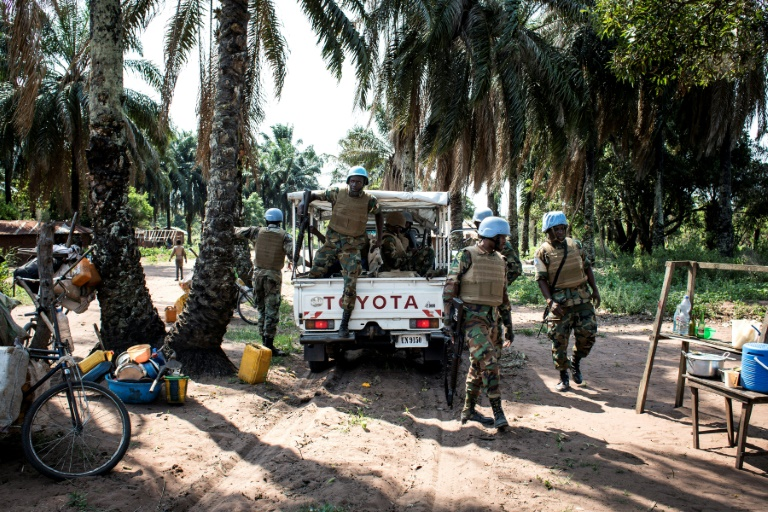 DRC: At east 4 soldiers killed in Kasai region: witnesses